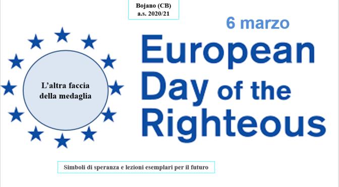 6 marzo: La giornata dei giusti